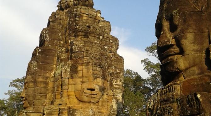 A secco in Cambogia