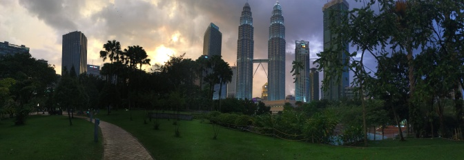 Kuala Lumpur: genio e sregolatezza urbanistica