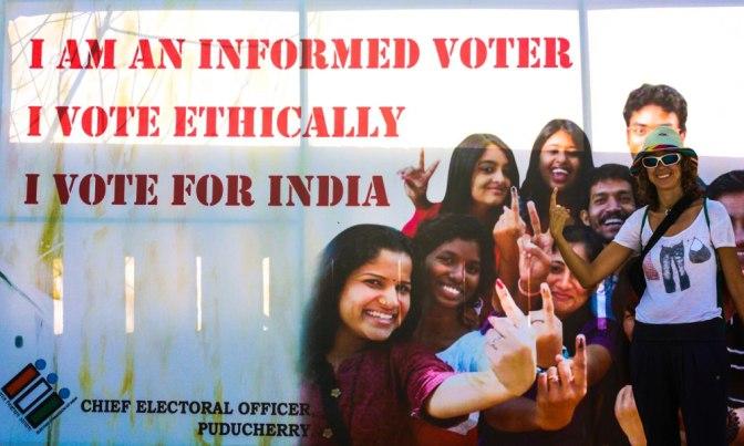 L'India in tempo di elezioni