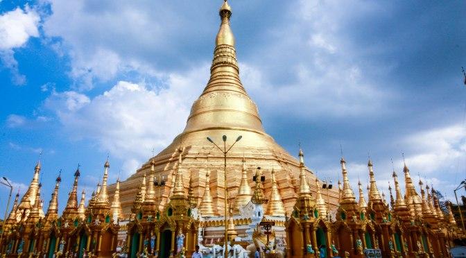 95 metri d'oro massiccio, è la mecca dei buddisti