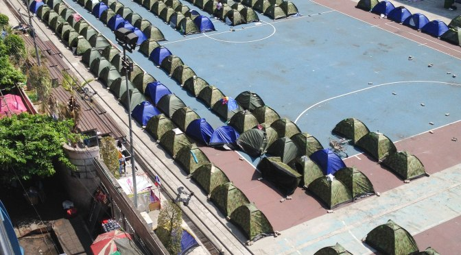 Thailandia oggi: colpo di stato o colpo fischiato?