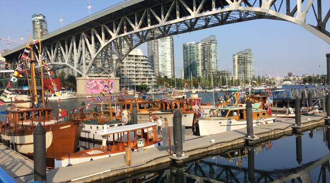 Mi rifiuto di visitare Vancouver!
