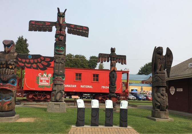 Indiani ed orche: il lato selvaggio di Vancouver Island