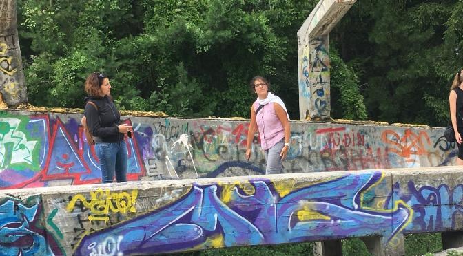 Sarajevo, la pista da bob tra Olimpiadi e Miss