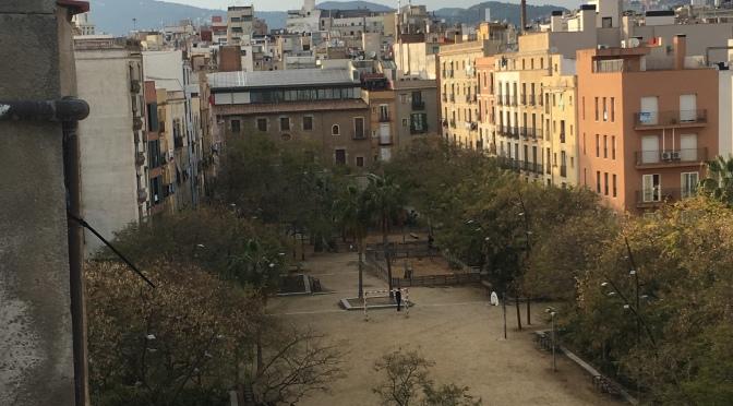 Il bello del contingentare – visual tour dei tetti di Barcellona